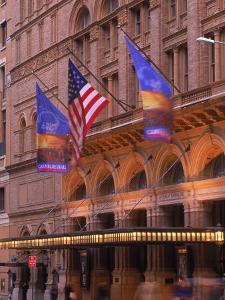 Carnegie Hall, NYC by Rudi Von Briel