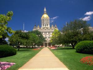 State Capital, Hartford, CT by Rudi Von Briel