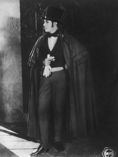 Rudolph Valentino (1895-192), Italian Actor, C1920s--Photographic Print