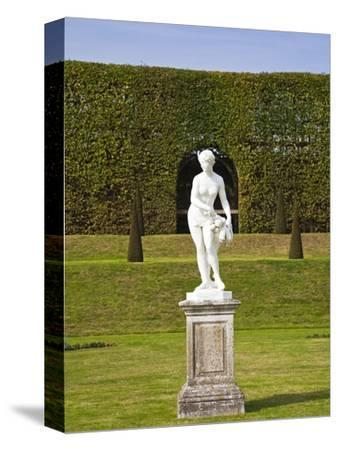 Statue in the Garden at Hampton Court Palace