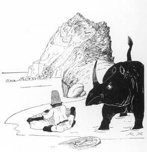 How the Rhino Got His Skin by Rudyard Kipling