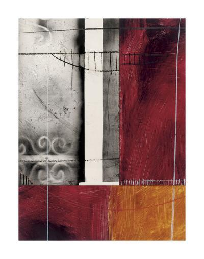 Rue Bourbon-Seth Romero-Art Print