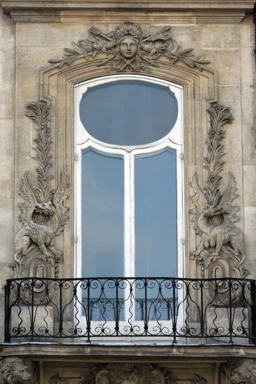 Rue De Paris III-Tony Koukos-Giclee Print