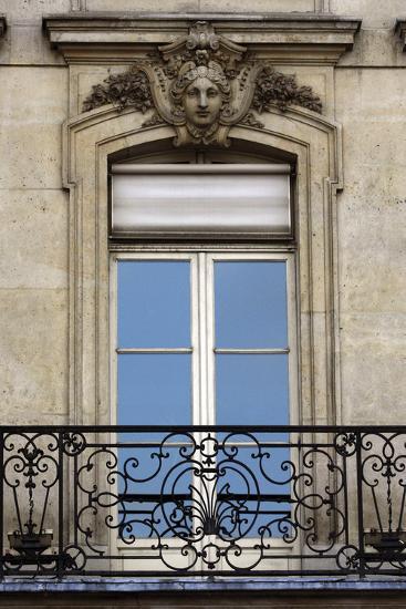 Rue De Paris IV-Tony Koukos-Giclee Print