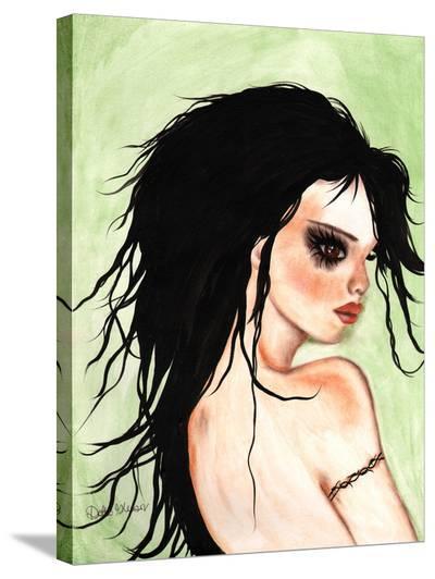 Rue II-Dottie Gleason-Stretched Canvas Print