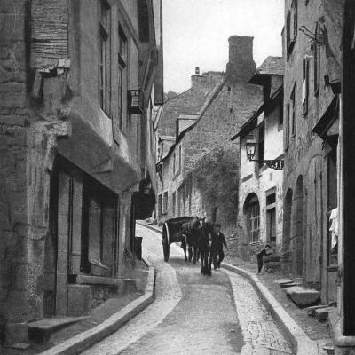Rue Jersual, 1911-1912-HW Fincham-Giclee Print