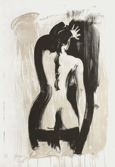Rückenakt-Luciano Castelli-Premium Edition