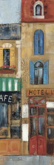 Ruette de Ville IV-Silvia Vassileva-Art Print