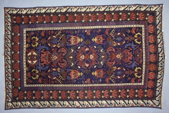 Rugs and Carpets: Azerbaijan - Bidjov Carpet--Giclee Print