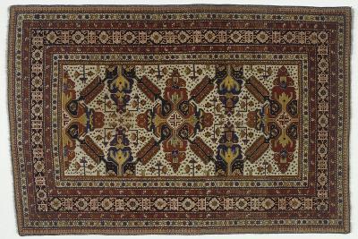 Rugs and Carpets: Azerbaijan - Zeichur Carpet--Giclee Print