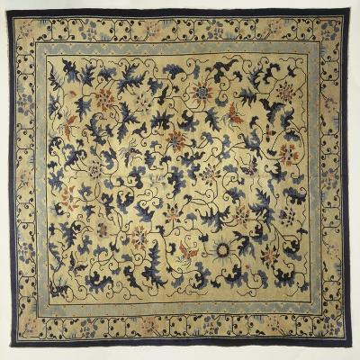 Rugs and Carpets: China - Ningsia Carpet--Giclee Print