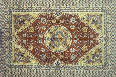 Rugs and Carpets: China - Silk Carpet--Giclee Print