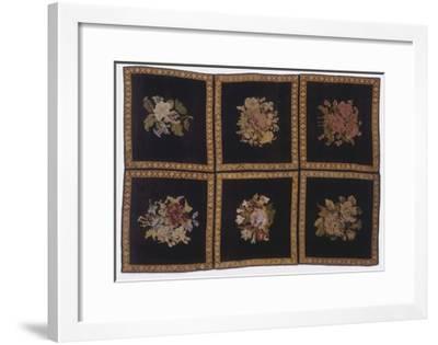 Rugs and Carpets: France - Carpet--Framed Giclee Print