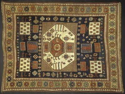 Rugs and Carpets: Georgia - Karachop Carpet--Giclee Print