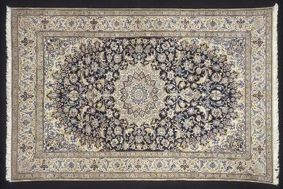 Rugs and Carpets: Iran - Nain-Seilah Carpet--Giclee Print