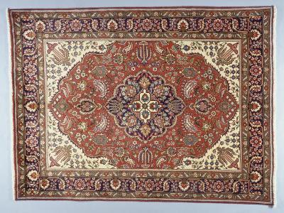 Rugs and Carpets: Iran - Tabriz Carpet--Giclee Print