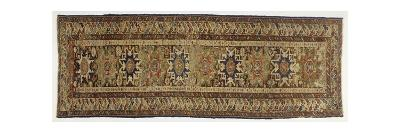 Rugs and Carpets: Russia - Dagestan - Woollen Kilim Carpet--Giclee Print