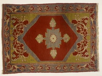 Rugs and Carpets: Turkey - Melas Carpet--Giclee Print