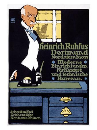 Advert Print Maxim Bar Hans Rudi Erdt
