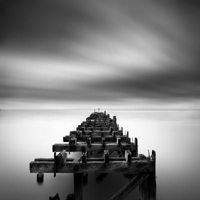 Ruined Pier-George Digalakis-Photographic Print