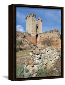 Ruins of a Castle, Bosa, Sardinia, Italy