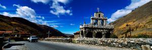 Ruins of a Chapel, San Rafael De Mucuchies, Merida State, Andes, Venezuela
