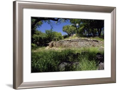 Ruins of Ancient City of Khami--Framed Photographic Print