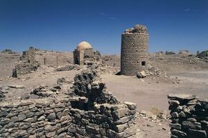 Ruins of City of Baraqish, 6th Century Bc, Al Jawf Governorate, Yemen