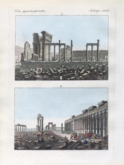 Ruins of Palmyra--Giclee Print