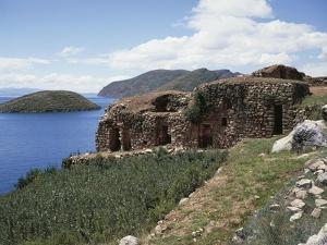 Ruins of Pilco Kaina Temple Dedicated to Sun God