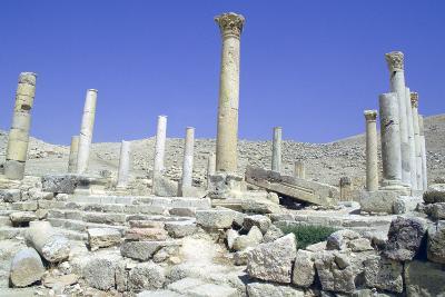 Ruins of the Ancient City of Pella, Jordan-Vivienne Sharp-Photographic Print