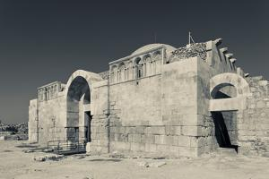Ruins of the Umayyad Palace, Amman Citadel, Amman, Jordan