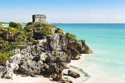 Ruins of Tulum-Alan Smithers-Photographic Print