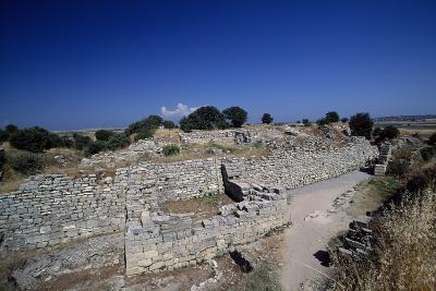 Ruins of Walls of Troy VI, Troy--Photographic Print