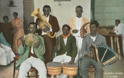 Rumba Band, Cuba
