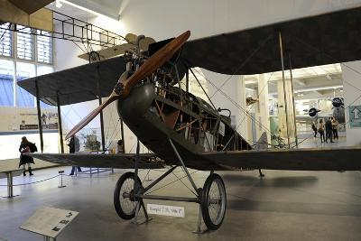 Rumpler C.Iv. German Single-Engine, Two-Seat Reconnaissance Biplane, 1917--Giclee Print