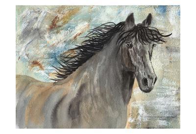 Run Like the Wind-Beverly Dyer-Art Print