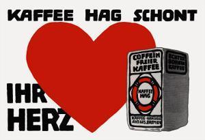 Hag Coffee by Runge Scotland