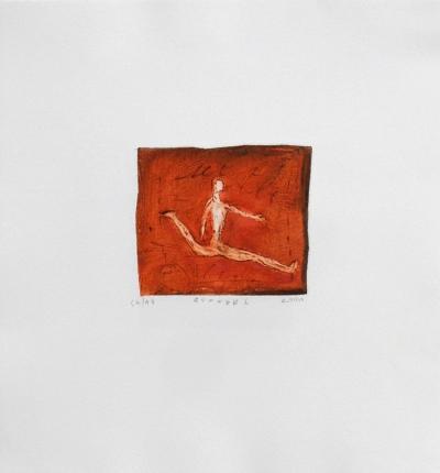 Runner I-Alexis Gorodine-Limited Edition