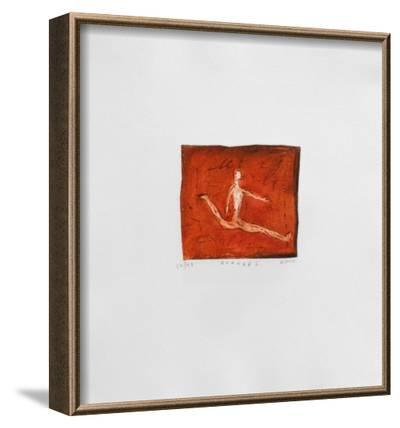Runner I-Alexis Gorodine-Limited Edition Framed Print
