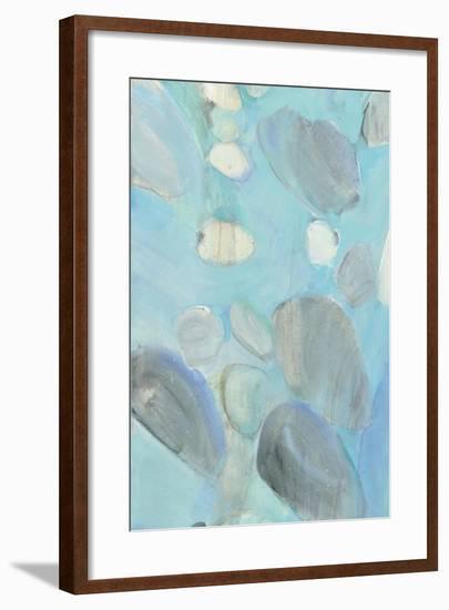 Running Water II-Albena Hristova-Framed Art Print