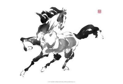 Runs with the Wind-Nan Rae-Art Print