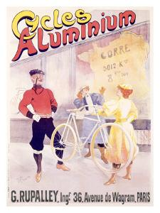 Rupalley Aluminum Bicycles