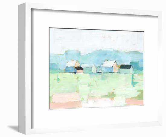 Rural Pastel I-Ethan Harper-Framed Art Print