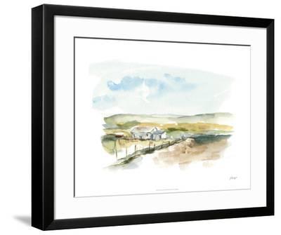 Rural Plein Air III-Ethan Harper-Framed Limited Edition
