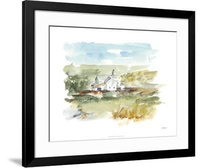 Rural Plein Air IV-Ethan Harper-Framed Limited Edition
