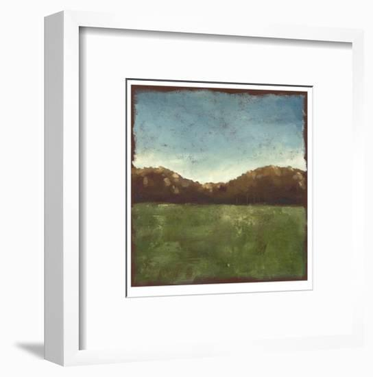 Rural Retreat I-Chariklia Zarris-Framed Limited Edition