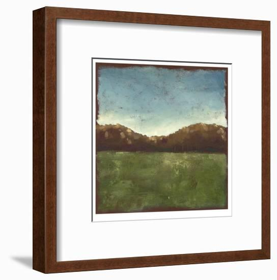 Rural Retreat I-Chariklia Zarris-Framed Limited Edition