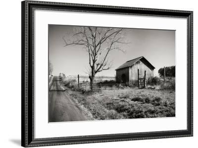 Rural Route 632 II-Alan Hausenflock-Framed Photographic Print