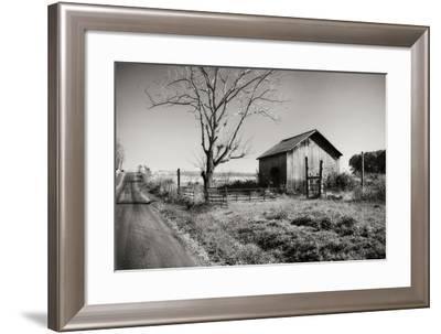 Rural Route 632 II-Alan Hausenflock-Framed Photographic Print